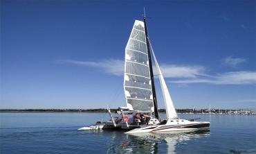 Catamarán Rey gerión